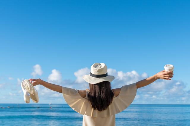 男性と女性の海外旅行に対する認識の違い
