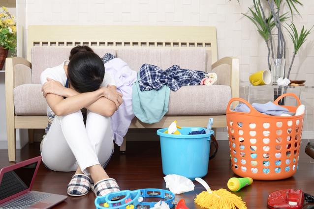 プロフィール欄の職業が家事手伝いなのに家事が苦手な女性もいる